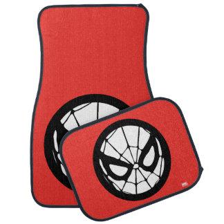 Spider-Man Retro Icon Car Mat