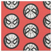 Spider-Man Retro Icon Fabric