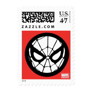 Spider-Man Retro Icon Postage