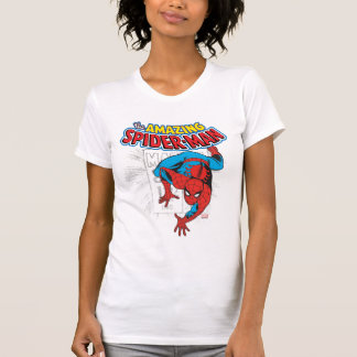 Spider-Man Retro Price Graphic T-Shirt