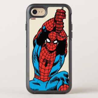 Spider-Man Retro Swing Two OtterBox Symmetry iPhone 7 Case