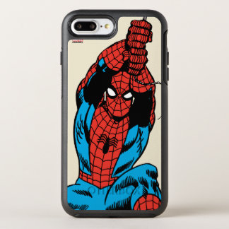 Spider-Man Retro Swing Two OtterBox Symmetry iPhone 8 Plus/7 Plus Case