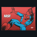 """Spider-Man Retro Swinging Kick 