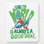 Spider-Man | Saving The World Mouse Pad