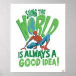 Spider-Man | Saving The World Poster