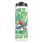 Spider-Man | Saving The World Thermal Tumbler