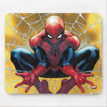 Spider-Man | Sitting In A Web Mouse Pad