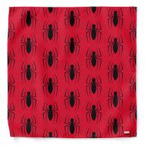 Spider-Man Skinny Spider Logo Bandana