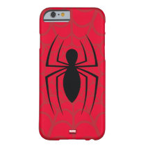 Spider-Man Skinny Spider Logo Barely There iPhone 6 Case