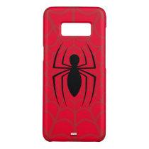 Spider-Man Skinny Spider Logo Case-Mate Samsung Galaxy S8 Case
