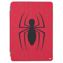 Spider-Man Skinny Spider Logo iPad Air Cover
