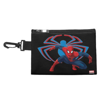 Spider-Man & Spider Character Art Accessories Bags