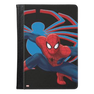 Spider-Man & Spider Character Art iPad Air Case