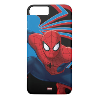 Spider-Man & Spider Character Art iPhone 7 Plus Case