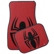 Spider-Man Spider Logo Car Floor Mat