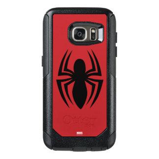 Spider-Man Spider Logo OtterBox Samsung Galaxy S7 Case