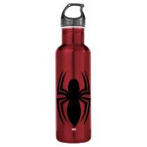 Spider-Man Spider Logo Water Bottle