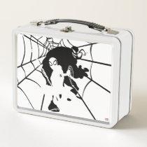 Spider-Man | Spider-Man In Venom's Web Metal Lunch Box