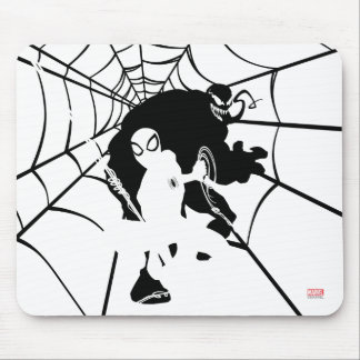Spider-Man | Spider-Man In Venom's Web Mouse Pad