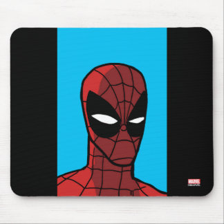 Spider-Man Stare Mouse Pad