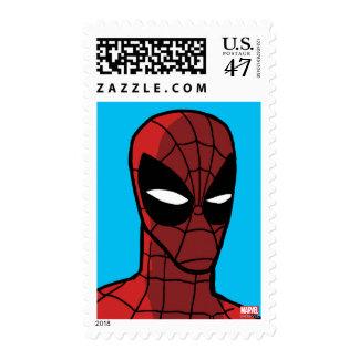 Spider-Man Stare Postage