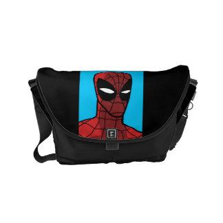 Spider-Man Stare Small Messenger Bag