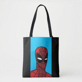 Spider-Man Stare Tote Bag