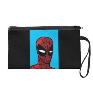 Spider-Man Stare Wristlet Purse