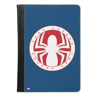 Spider-Man Team Heroes Emblem iPad Air Case