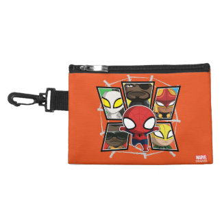 Spider-Man Team Heroes Mini Group Accessories Bags