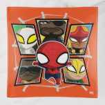 Spider-Man Team Heroes Mini Group Trinket Trays