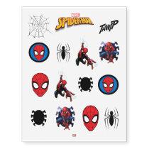 Spider-Man Temporary Tattoos