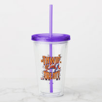 "Spider-Man ""Thwip or Treat?"" Acrylic Tumbler"