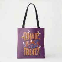 "Spider-Man ""Thwip or Treat?"" Tote Bag"