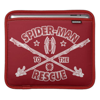 Spider-Man To The Rescue Sleeve For iPads