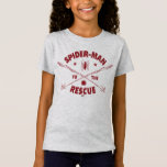 Spider-Man To The Rescue T-Shirt
