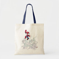 "Spider-Man ""Trick or Thwip"" Tote Bag"