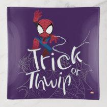 "Spider-Man ""Trick or Thwip"" Trinket Tray"