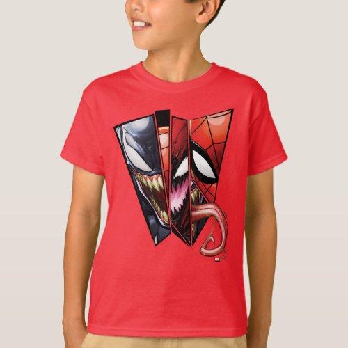Spider_Man  Venom Carnage  Spider_Man Cutout T_Shirt