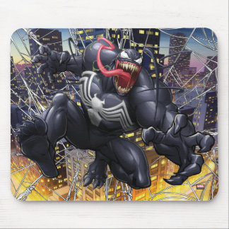 Spider-Man | Venom Leaping Forward Mouse Pad