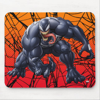Spider-Man | Venom Reaching Forward Mouse Pad