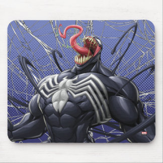 Spider-Man | Venom Symbiote Lashing Out Mouse Pad