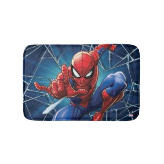 Spider-Man | Web-Shooting Leap Bath Mat