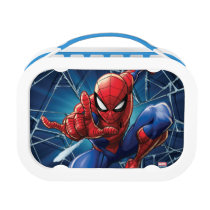 Spider-Man | Web-Shooting Leap Lunch Box