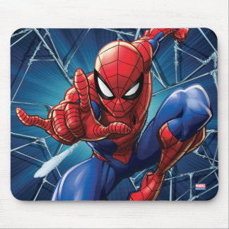 Spider-Man | Web-Shooting Leap Mouse Pad