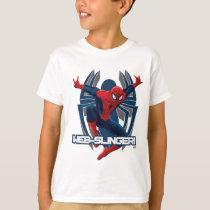 Spider-Man Web-Slinger Graphic T-Shirt