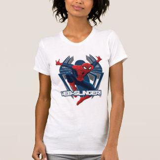 Spider-Man Web-Slinger Graphic T Shirt