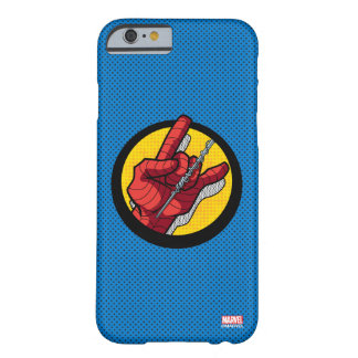 Spider-Man Web Slinging Hand Icon Barely There iPhone 6 Case