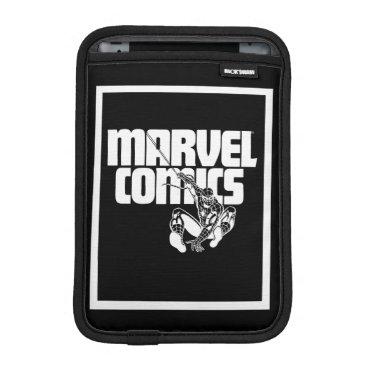 Spider-Man Web Swinging Marvel Comics Graphic iPad Mini Sleeve