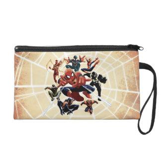 Spider-Man Web Warriors Attack Wristlet